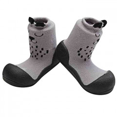 babyschoenen Cutie grijs