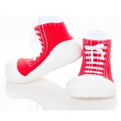 Kinderschoenen.Sneakers.Rood.01