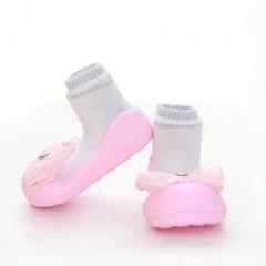 Babyschoenen.Crystal.Roze.01