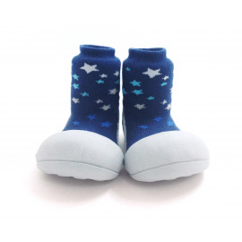 Attipas Twinkle-Blauw winter collectie-Thick collection