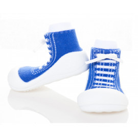 Attipas Sneakers-Blauw