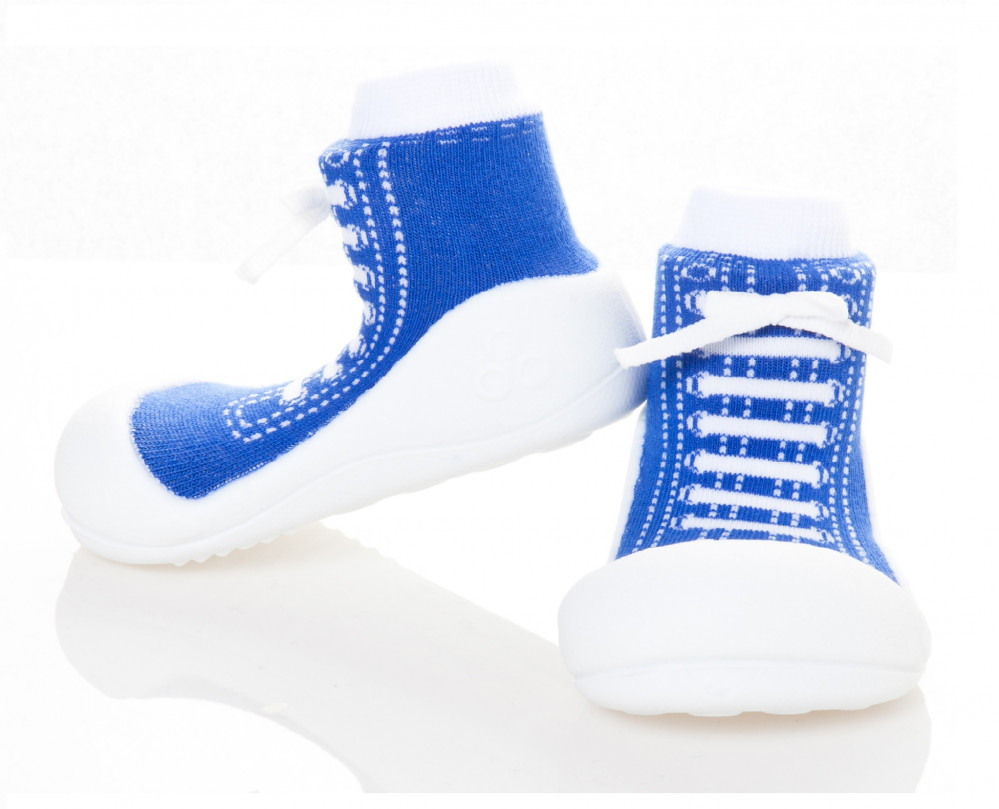 ae045a0d474 Attipas Sneakers-Blauw