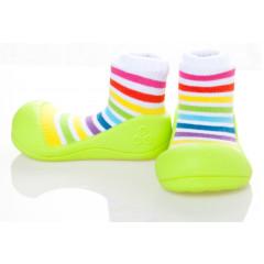 Attipas Rainbow-Groen-25.5