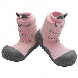 babyschoenen Cutie Roze