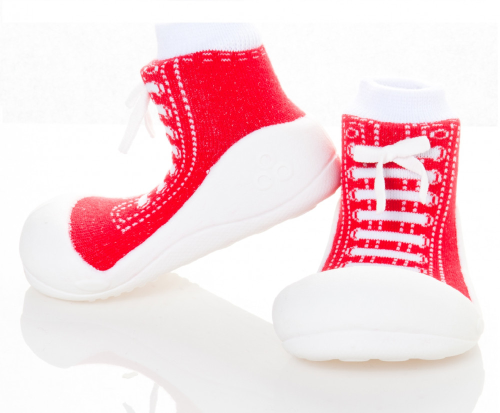 Attipas Sneakers Red baby First Walker